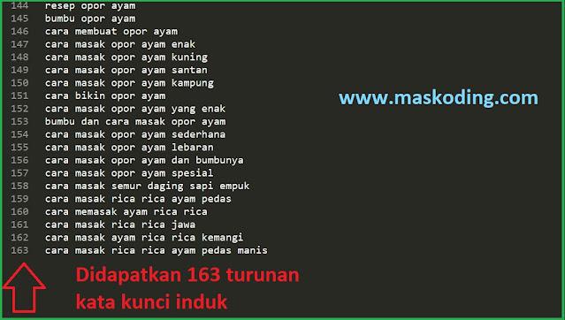 Isi File Hasil Extract Google Keyword Nodejs