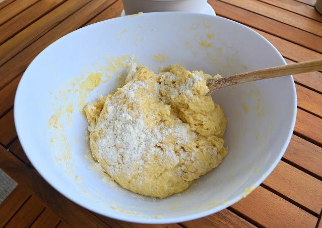 pâte à brioche
