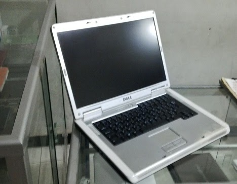 laptop bekas  Jutaan Dell inspiron 1501