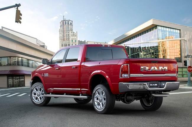2016 Dodge Ram 1500 Laramie Limited Release Date
