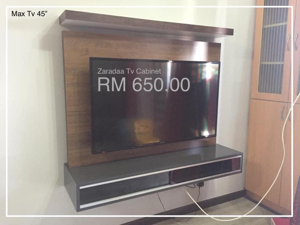 Home Deco Shah Alam Kabinet Tv Rm650 Home Decor Malaysia Cabinet Tv Wall Mounting Kabinet Tv Gantung