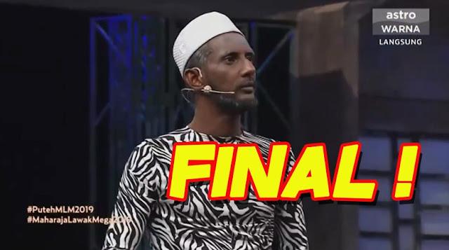 Tonton Maharaja Lawak Mega 2019 Minggu 11 Full MLM.