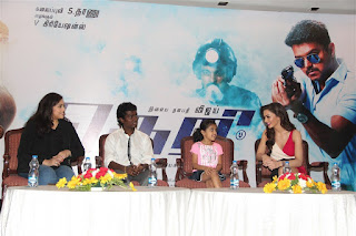 Theri Tamil Movie Press Meet Pictures  0024