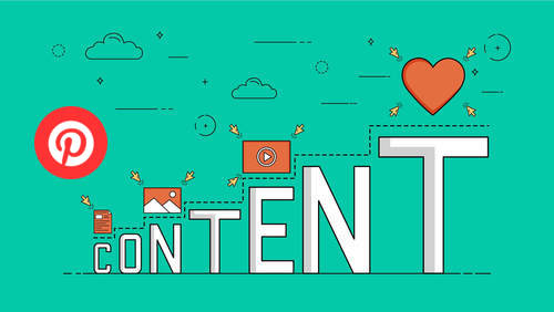 Pinterest high-quality content development