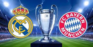 Real Madrid vs. Bayern Munich:Live Stream Info.