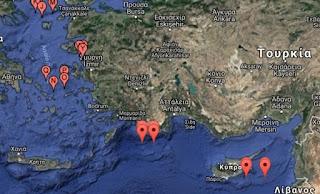 Ο Ταγίπ έφυγε, οι τουρκικές NAVTEX επιστρέφουν