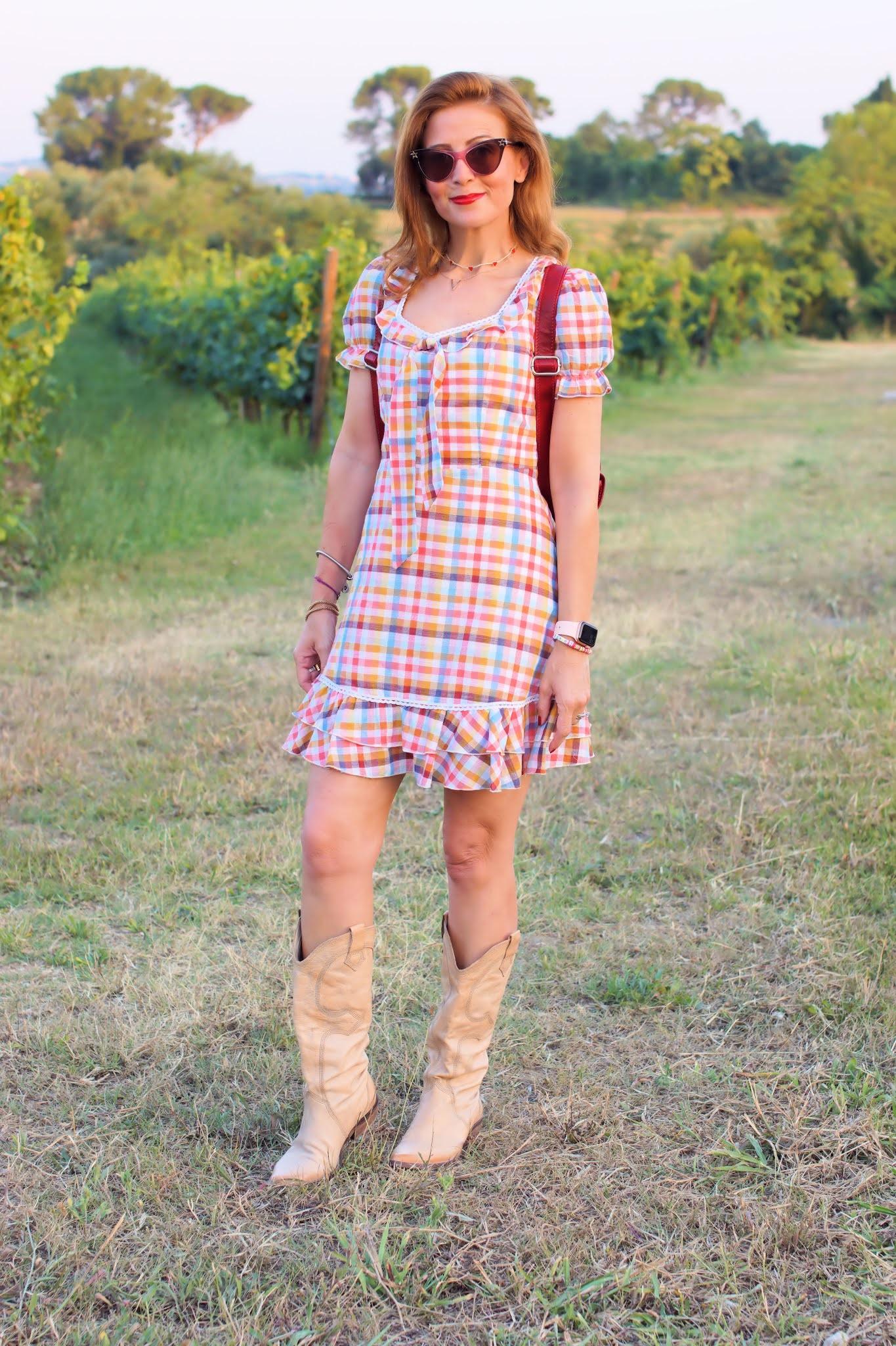 Outfit con zaino