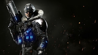 Injustice 2 Captain Cold Wallpaper