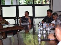 Sekda Takalar Pimpin Rapat Rencana Pembangunan Kawasan Industri di Kec. Marbo