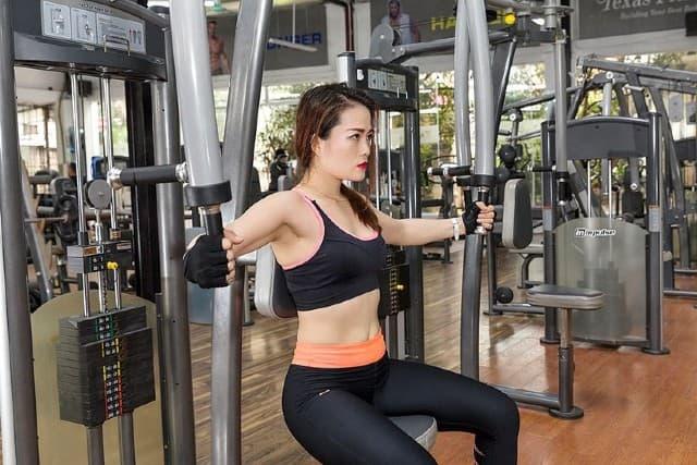 Cách tập gym nữ hiệu quả và những lầm tưởng