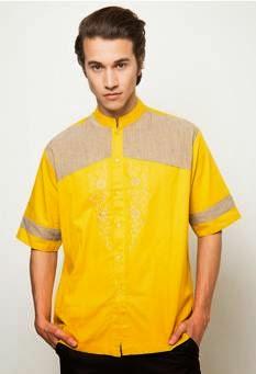 Desain baju muslim pria modern terbaru dan terpopuler