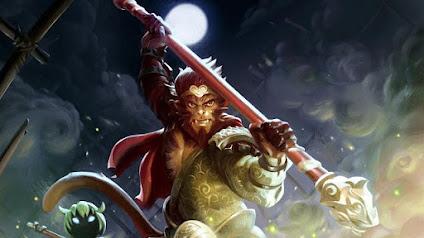Bạn có biết? Monkey King Bar hàng Auth giá 50.000 Vàng???