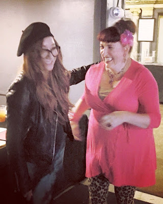 Tori Amos with Bridget Eileen Boston Meet and Greet November 2017