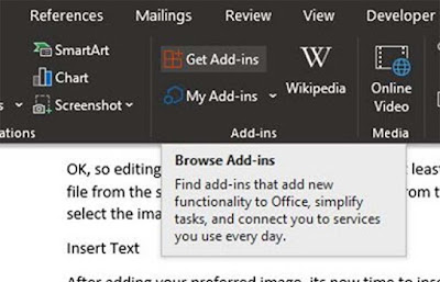 Cara Mengelola, Menginstal & Menghapus Add-In Microsoft Office