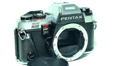 Pentax Program Plus (Chrome) Body #029