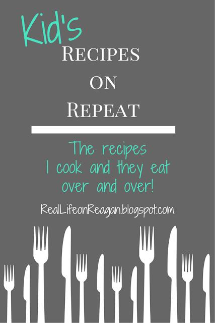 Recipes Kids Like