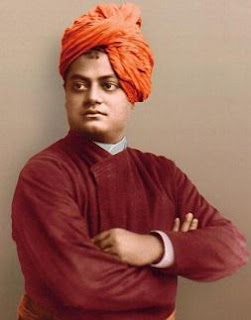 Swami Vivekananda read Encyclopedia Britannica