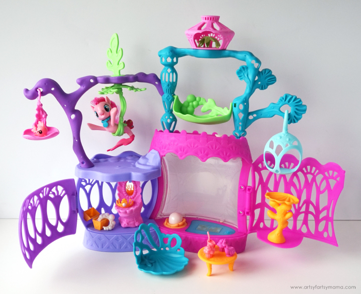My Little Pony: The Movie Seashell Lagoon Playset and Gift Guide