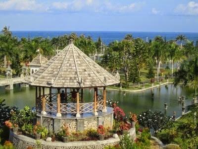 Taman Ujung Karang Asem merupakan Tempat  Bernilai sejarah tinggi