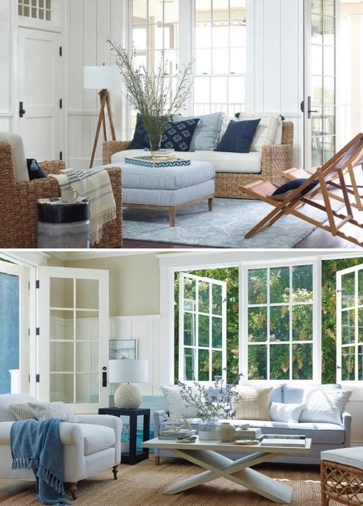 Elegant Coastal Room Designs Decor Amp Furniture By Serena