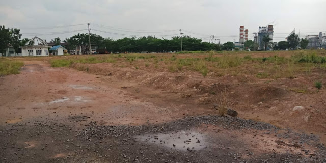 Proyek Taman Kota Kembali Dilanjutkan, Telan Dana Rp 4,8 M