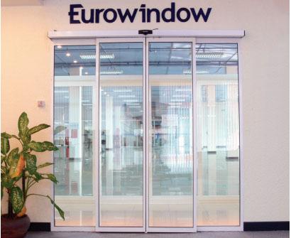 cửa tự động Eurowindow