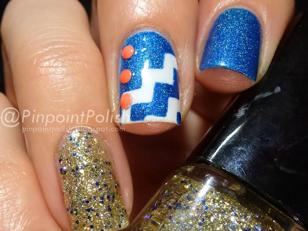 Guest Post from Pinpoint Polish: Dollish Polish Nail Art