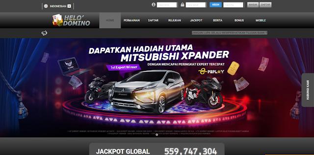 Helodomino Agen Poker Online Deposit Gopay