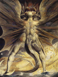 Red Dragon - William Blake