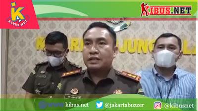Kepala Kejaksaan Tanjungbalai Asahan Muhammad Amin SH MH mediasi korban pelecehan ayah kandung agar di fasilitasi pendidikannya