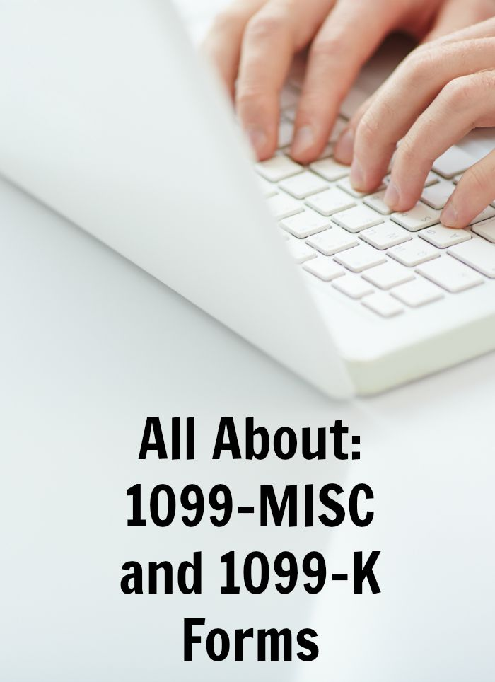 Whats The Difference Between A 1099 Misc And A 1099 K 1099 Mom