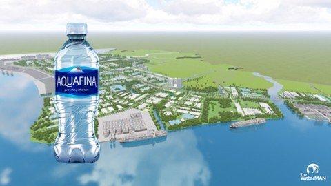 Đại Lý Giao Nước Aquafina Đóng Chai Bình 5L Huyện Nhà Bè