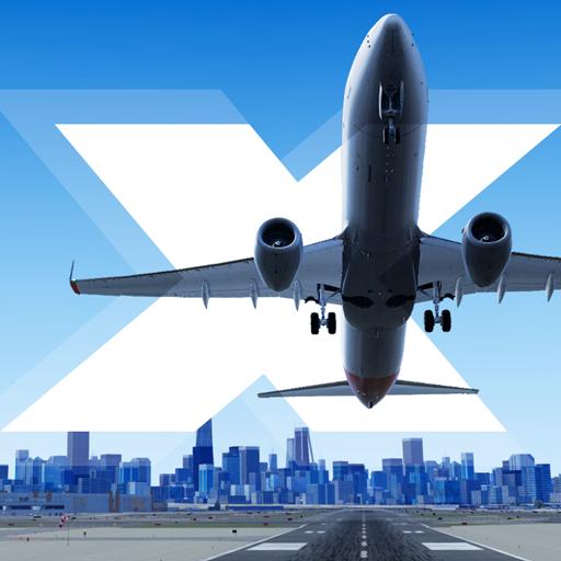 X-Plane Flight Simulator(MOD All Unlocked)