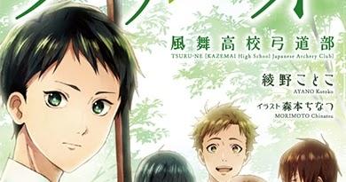 Resultado de imagen para 'Tsurune: Kazemai Kukou Kyudou-Bu