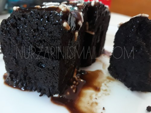 Resepi Kek Coklat Kukus Sukatan Cawan