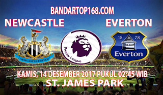 Prediksi Newcastle United vs Everton 14 Desember 2017