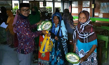 Sosialisasi Zakat, 20 Mustahik di Desa Bila Terima Paket Sembako