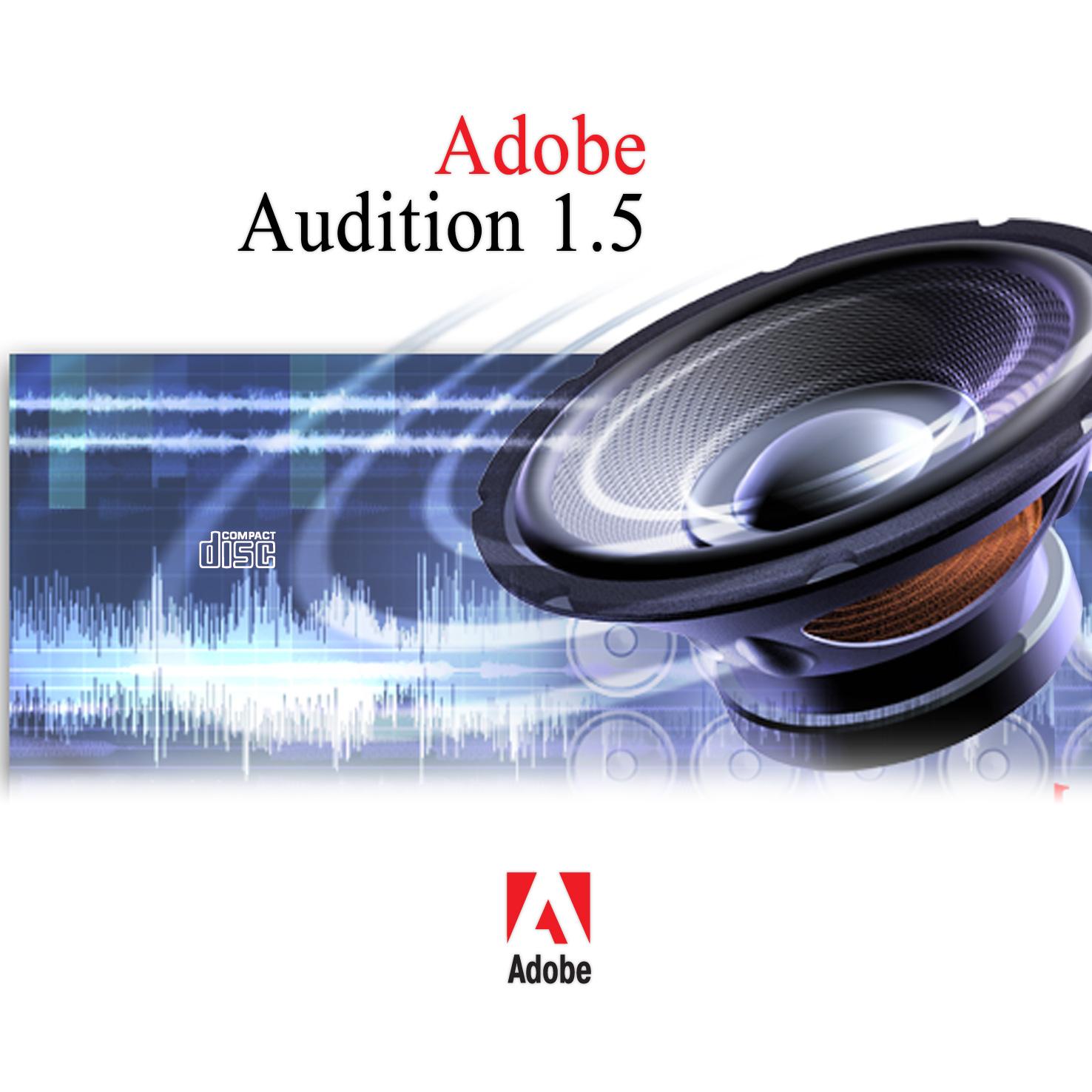 ADOBE AUDITION 1.5 СКАЧАТЬ БЕСПЛАТНО