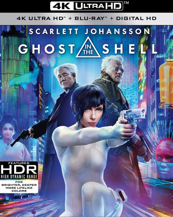 Action , Drama, Science Fiction , Adventure , Fantasy , Rupert Sanders , Jonathan Herman, Jamie Moss , Movie , HD , 2017 , 720p, Ghost in the Shell