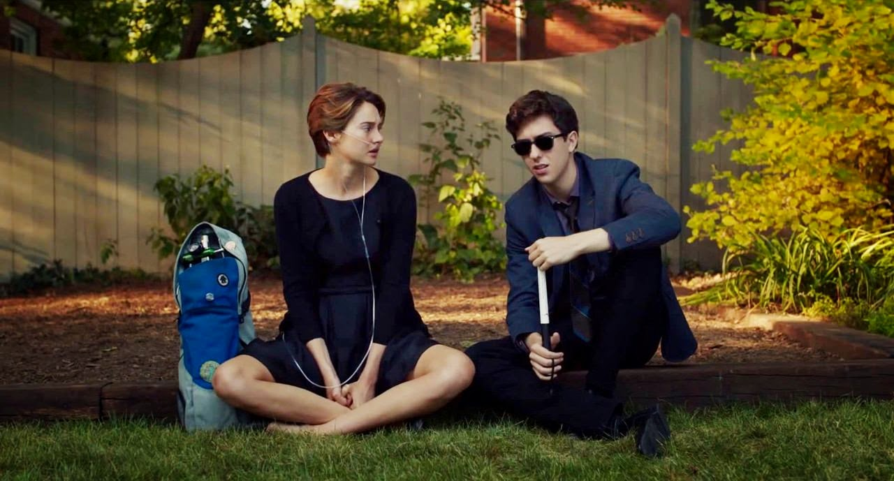 the fault in our stars shailene woodley nat wolff