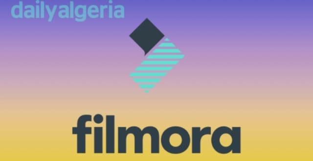 تحميل برنامج فيلمورا filmora للكمبيوترأخر اصدار