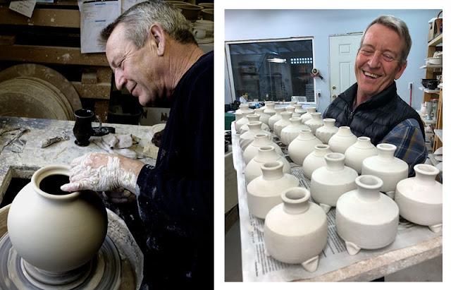 Robert Bush Pottery