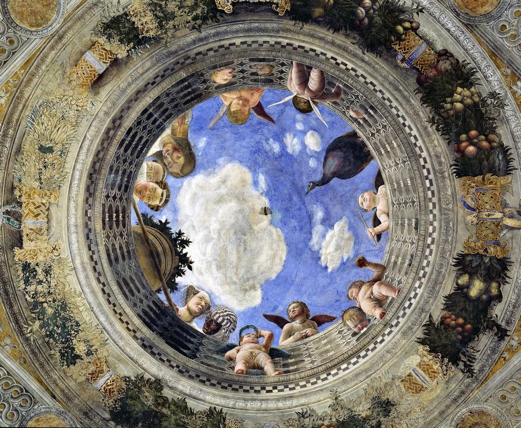 Daphne pierin turismo e vida na italia cultura na for Camera sposi mantova