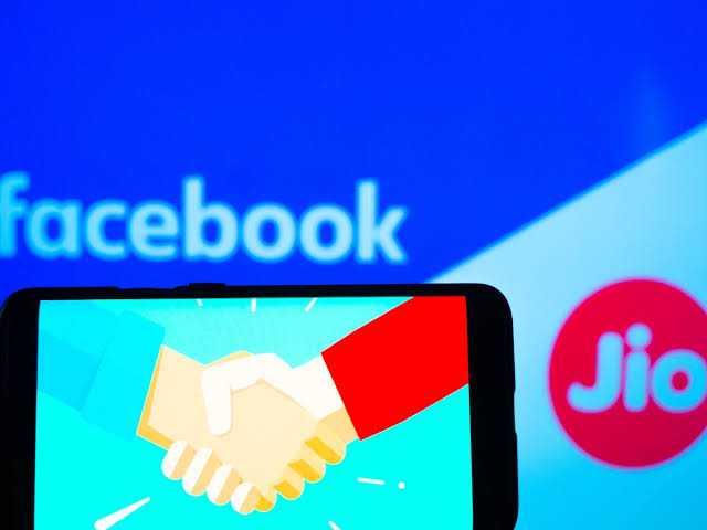 Facebook Inc.- Reliance Jio Big Step Into Online Digital Payment.