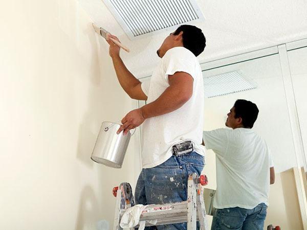 Dịch vụ sơn sửa lại căn hộ chung cư giá rẻ tại quận 5