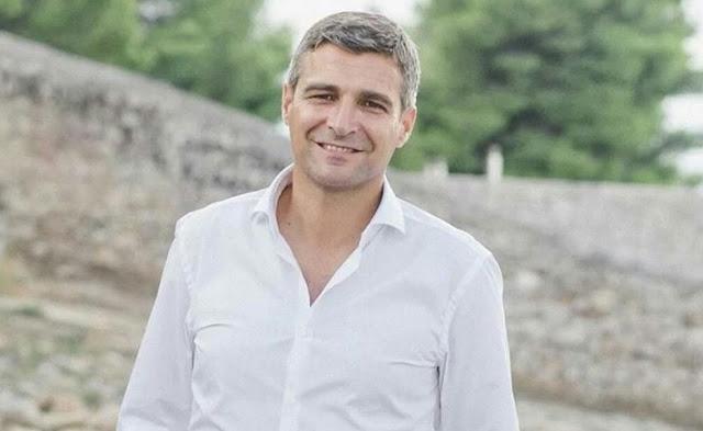 Γιώργος Καχριμάνης: Είμαστε υπερήφανοι για την υδροδότηση με πόσιμο νερό του πιο ακριτικού μας χωριού