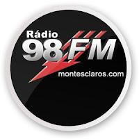 Rádio Montes Claros 98 FM 98,9 de Montes Claros MG