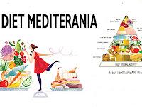 Cara Menjalani Diet Mediterania yang di Anggap Terbaik Untuk Kesehata