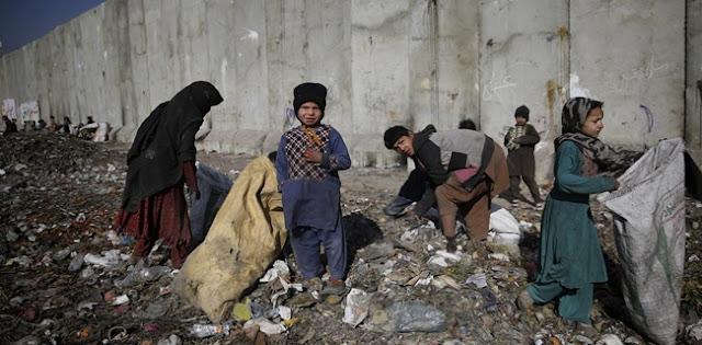 Pandemik Covid-19 Bagi Anak-anak Afghanistan: Kerja Jadi Buruh Atau Menikah