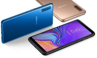 Samsung Galaxi A7  (2018)